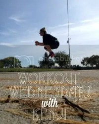 Kenji is Here: Workout Wednesdays