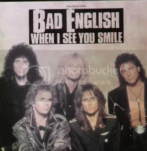 Bad English - When I See Your Smile