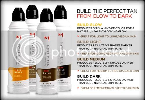 mystic spray tan tips