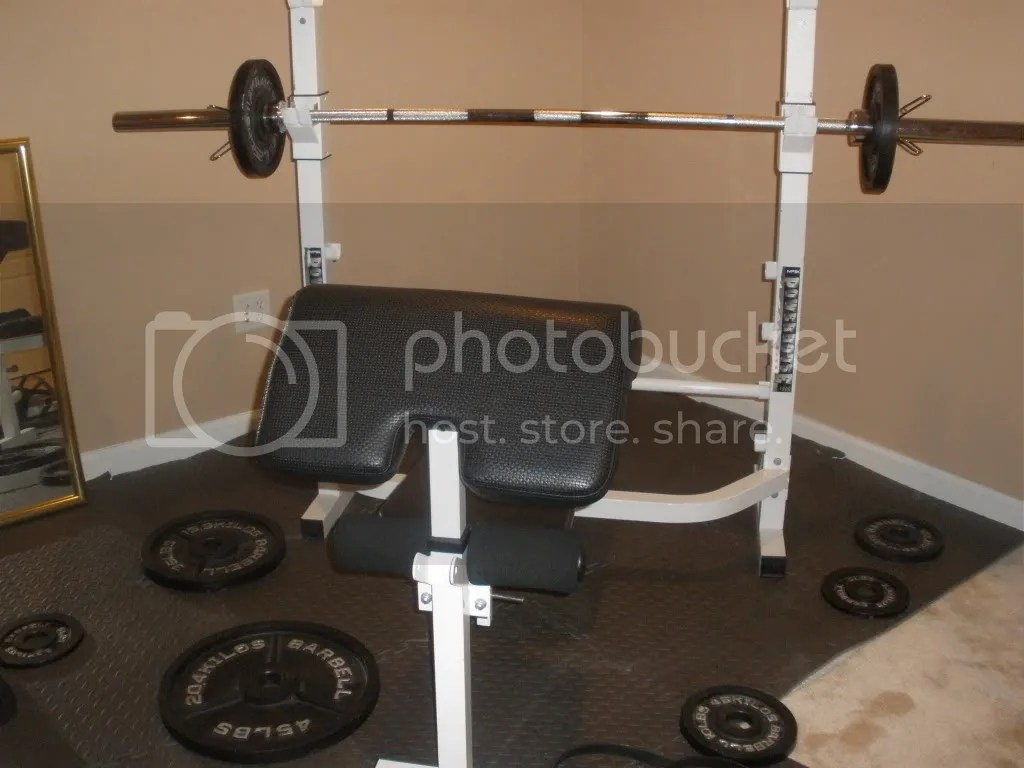 Impex Powerhouse Weight Bench
