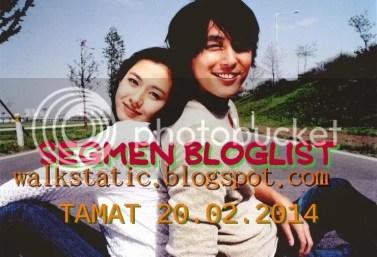 Segmen BLOGLIST walkstatic blogspot.com