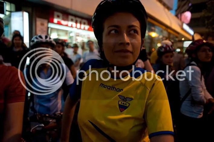carishina race, alleycat de mujeres en quito
