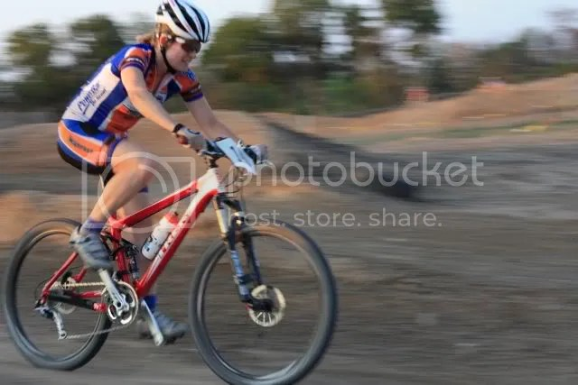 Photo of NRC Womens very own captain, Sara Krause, courtesy of www.austinontwowheels.org