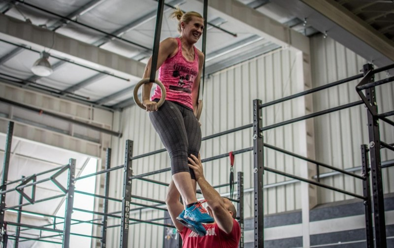 mastering the muscle-up with personal gymnastics training at your local box