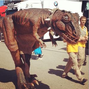 T-Rex - Aragon