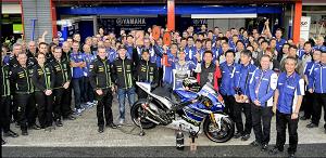 200 vitórias Yamaha