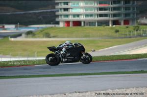 Ducati em ação