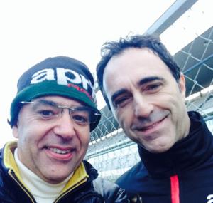 Mario Andrade e Romano Albasiano