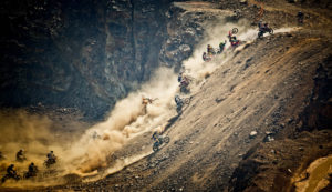 Red Bull Hare Scramble - Action
