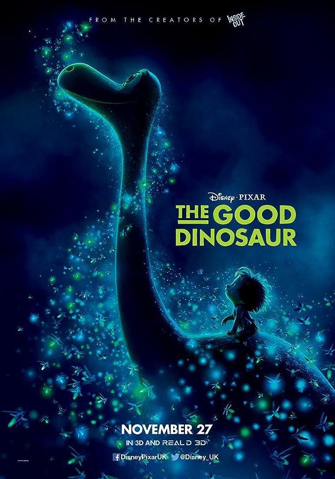 The Good Dinosaur - International Trailer 1