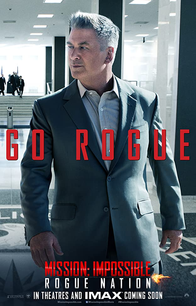 Mission: Impossible Rogue Nation - Trailer #3 6