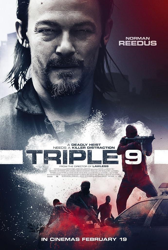 Triple 9 - Trailer 2