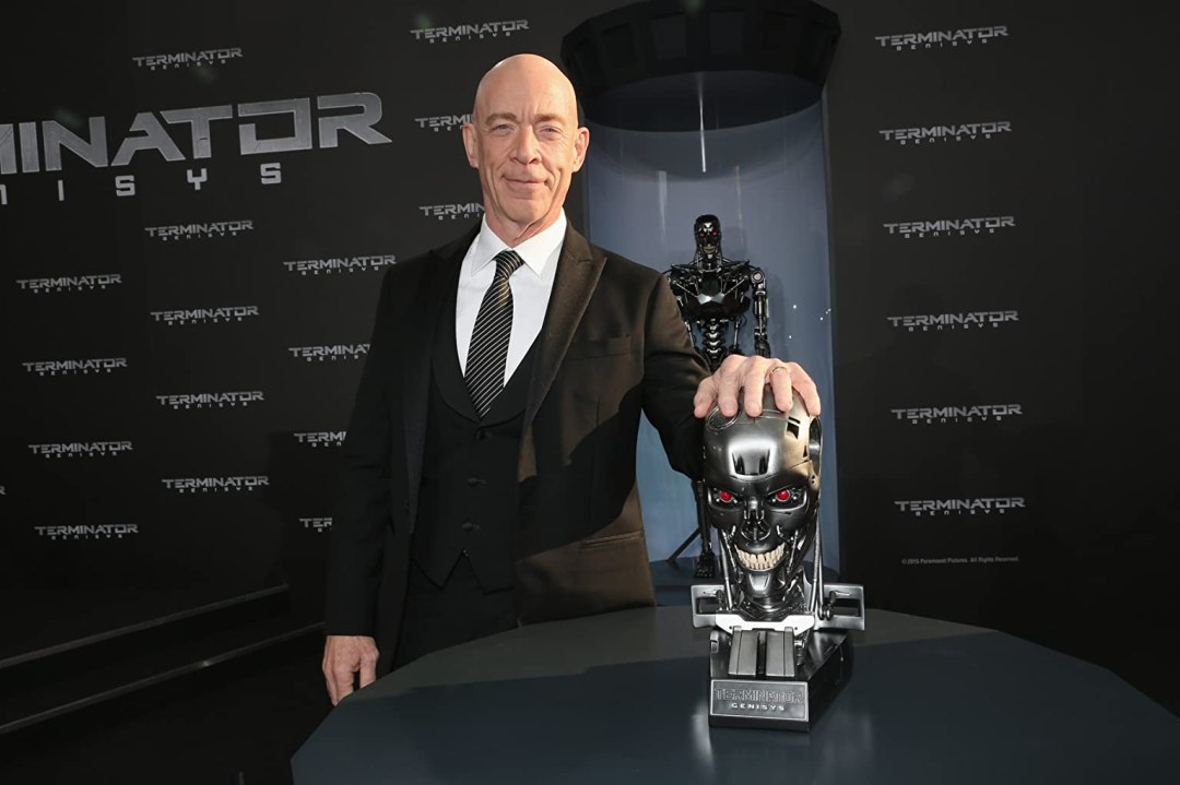 J.K. Simmons To Play Commissioner Gordon In Justice League 2