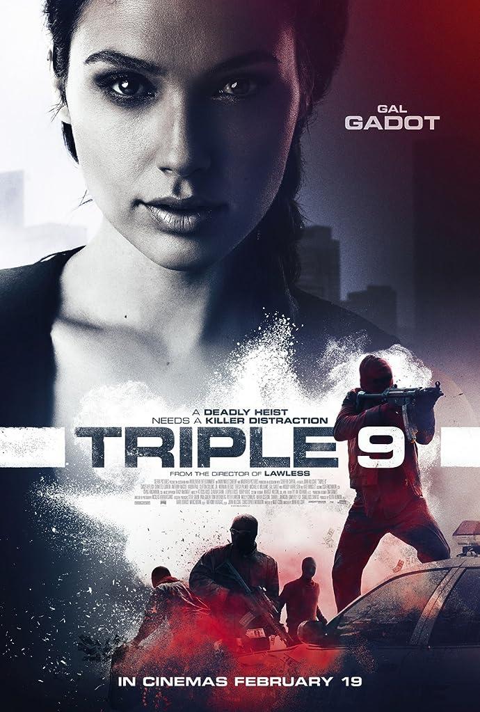 Triple 9 - Trailer 1