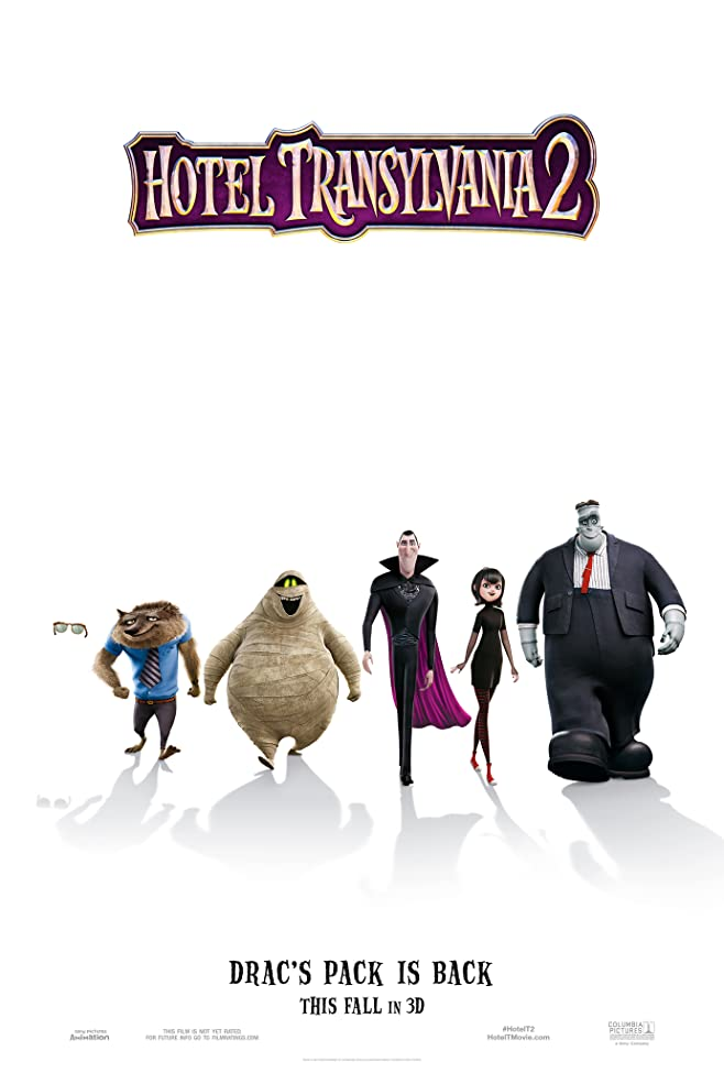 Hotel Transylvania 2 - Trailer 1