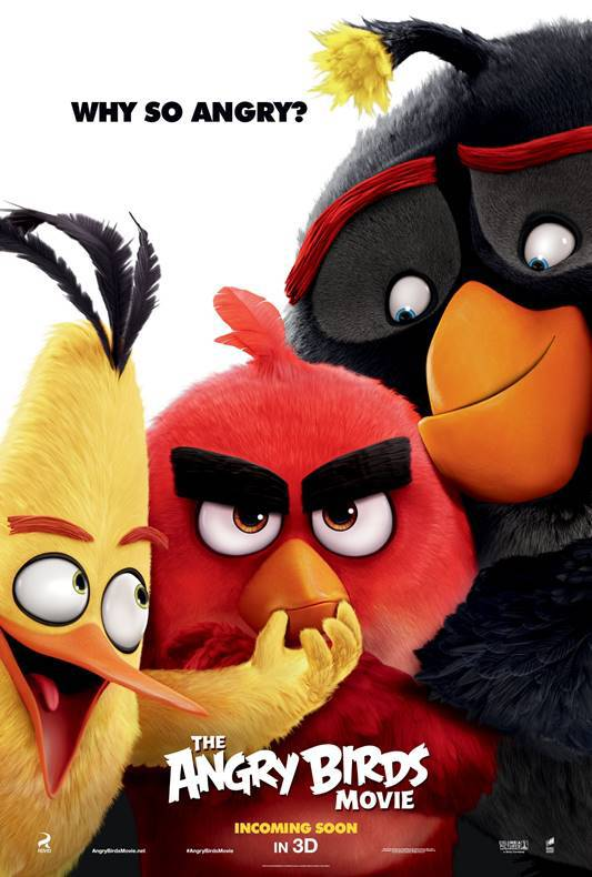 The Angry Birds Movie International Trailer 1