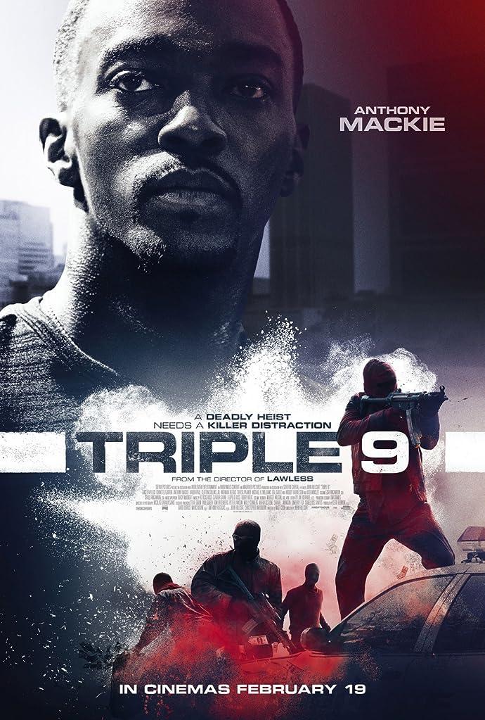 Triple 9 - Trailer 3