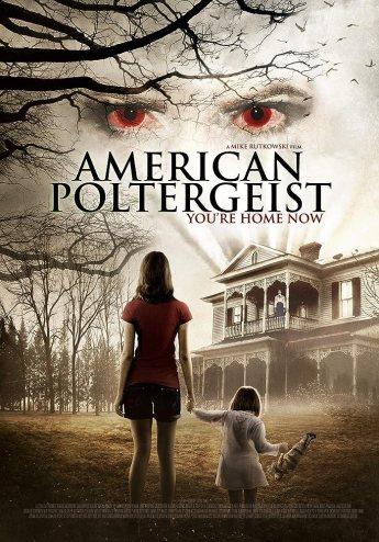 American Poltergeist (2015) Dual Audio Hindi 300MB UNCUT BluRay 480p ESubs