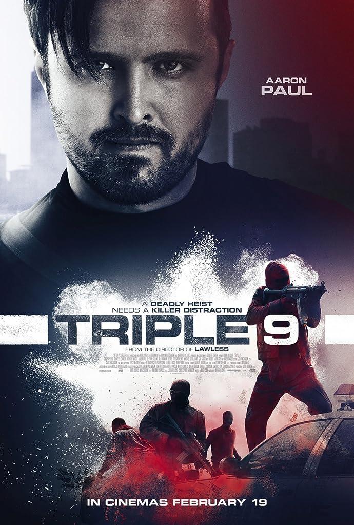 Triple 9 - Trailer 4