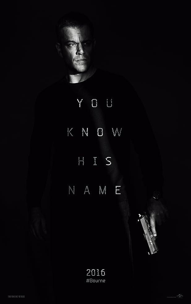 Jason Bourne Sneak Peek Featuring Matt Damon 1