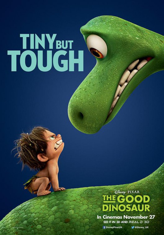 Walt Disney Pictures' The Good Dinosaur - Trailer #2 3