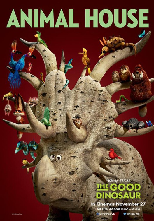 Walt Disney Pictures' The Good Dinosaur - Trailer #2 2