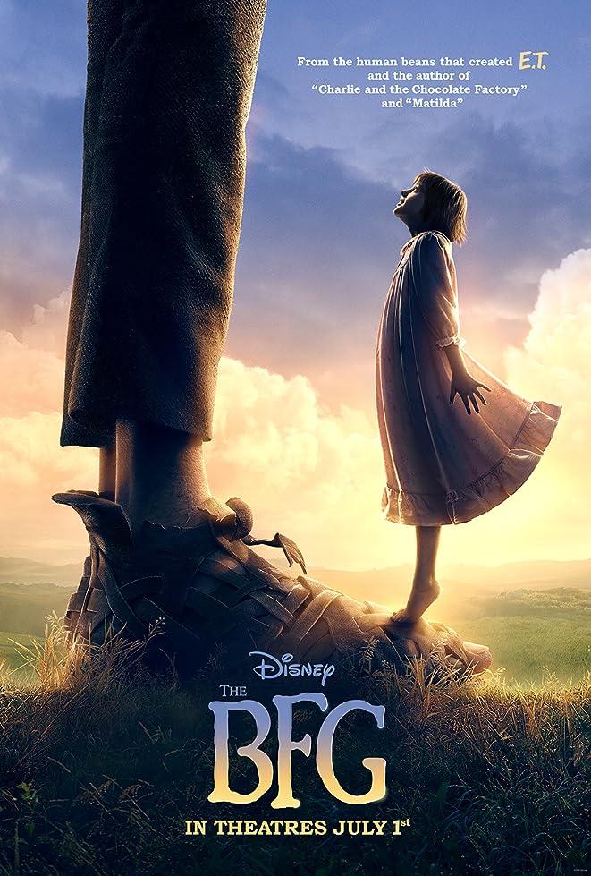 New 'The BFG' Trailer Revealed 1