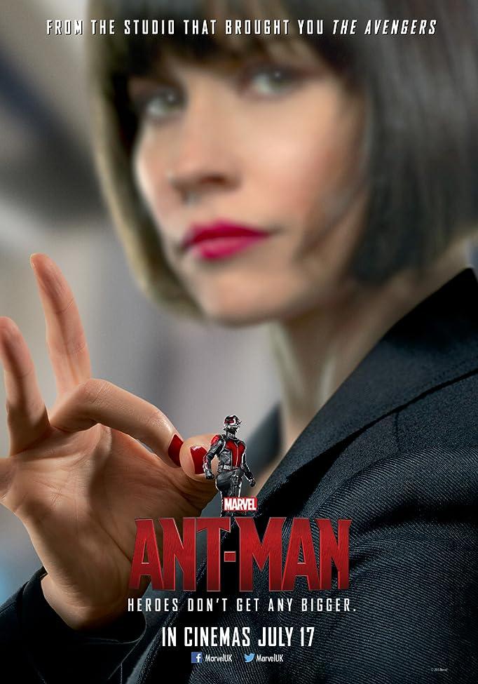 Ant-Man - International Trailer 1