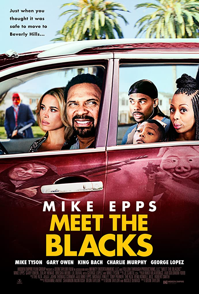 Meet the Blacks Red Band Trailer Featuring Mike Epps, George Lopez, Mike Tyson 1
