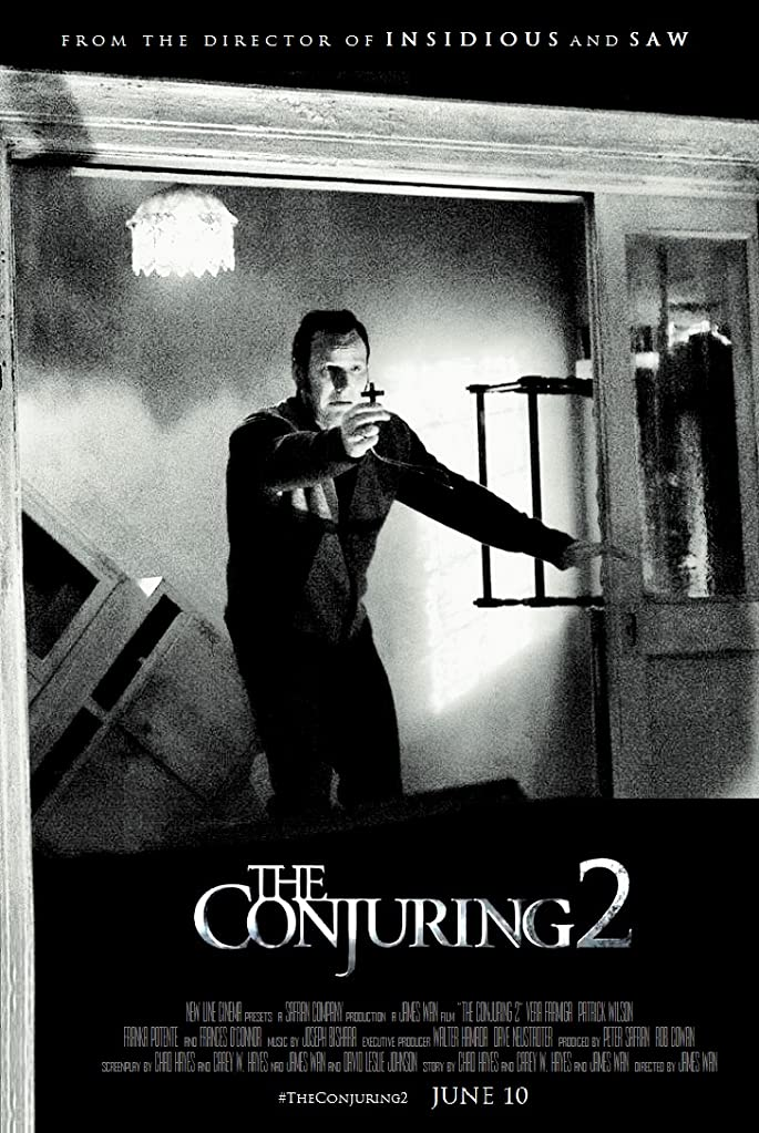 The Conjuring 2: The Enfield Poltergeist Trailer Featuring Patrick Wilson & Vera Farmiga 2
