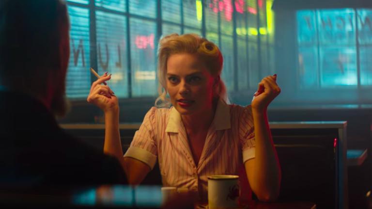 Margot Robbie in Terminal (2018)