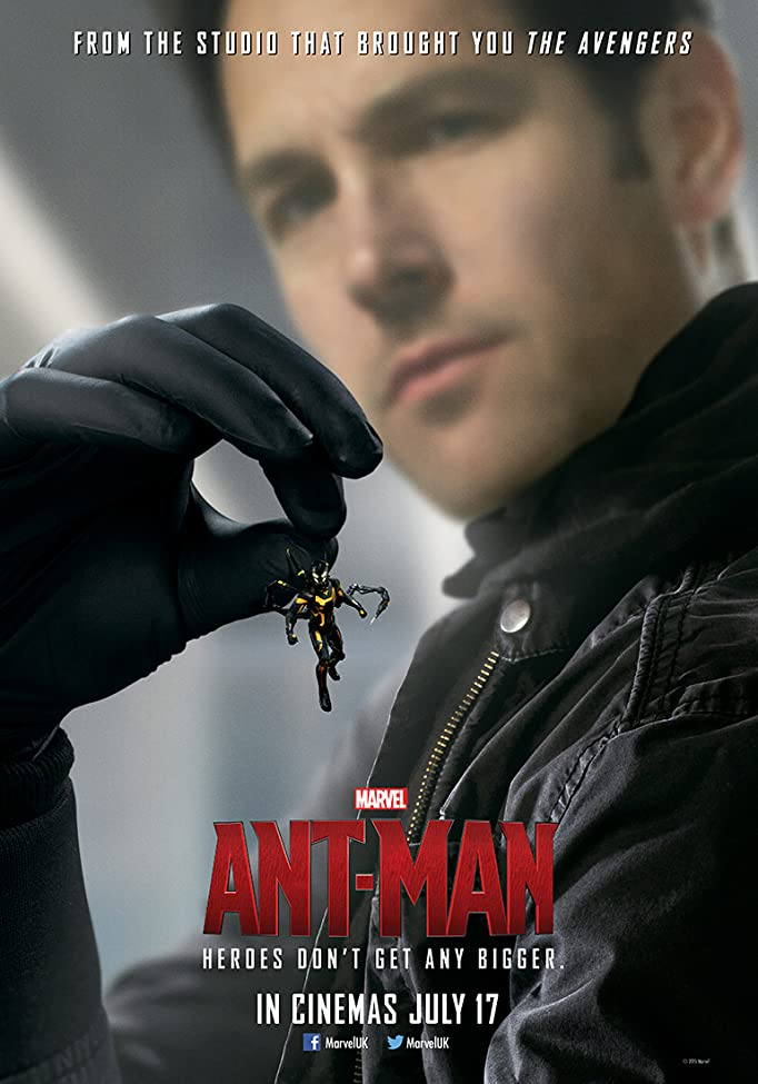 Ant-Man - International Trailer 4