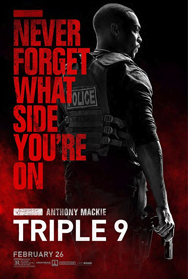 New Triple 9 Trailer Featuring Anthony Mackie, Norman Reedus & Kate Winslet 6