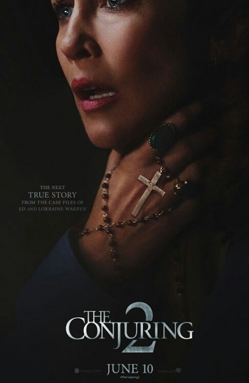 The Conjuring 2: The Enfield Poltergeist Trailer Featuring Patrick Wilson & Vera Farmiga 3