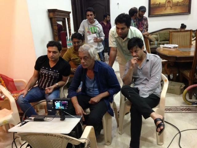 Sudhir Mishra, Rahul Bhat, Saptarishi Cinevision, and Yogesh Mishra in Daas Dev (2018)