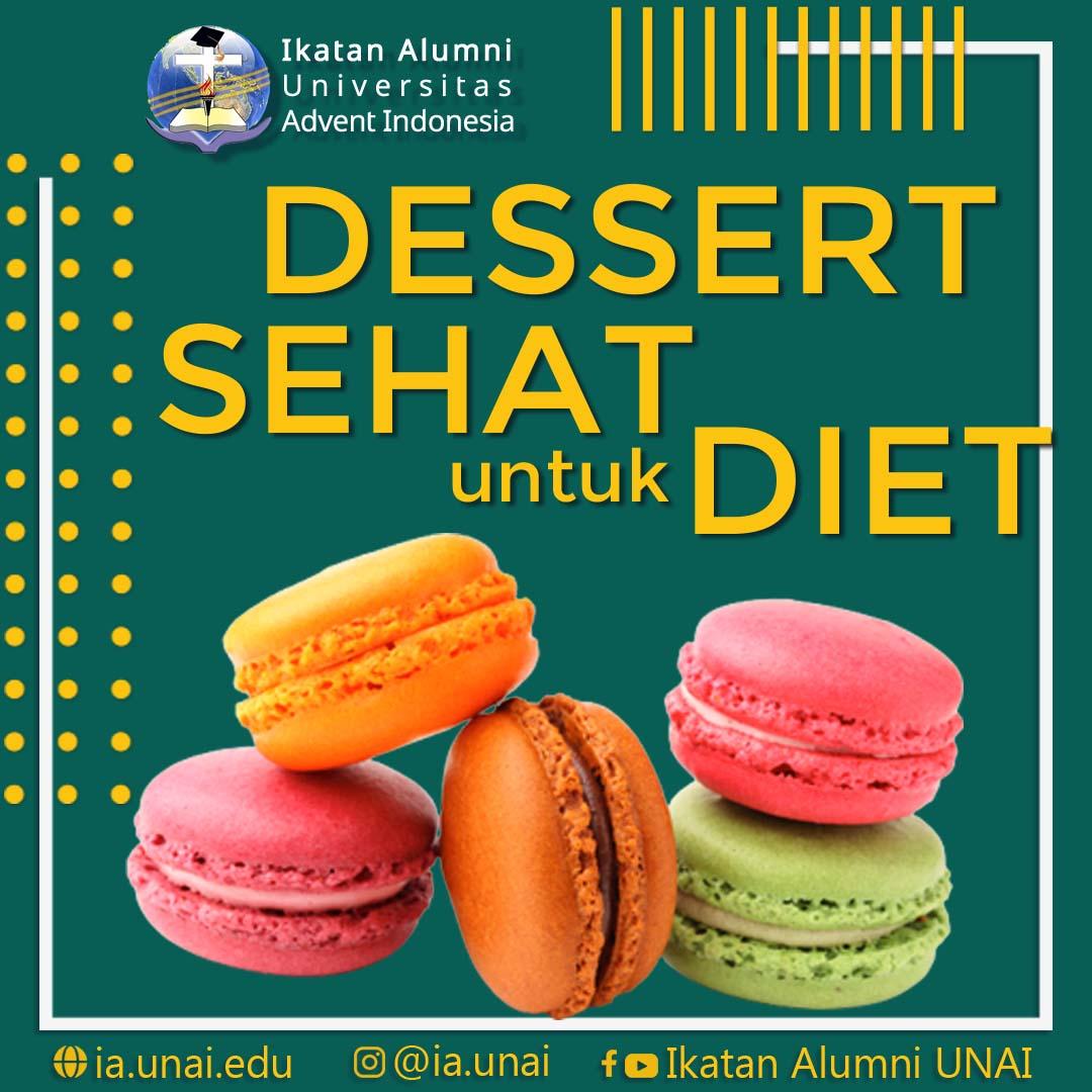 Dessert Sehat Cocok untuk Diet