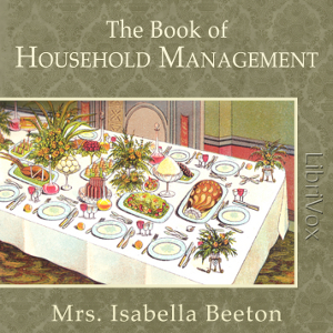 Mr Beeton's book of household management cover