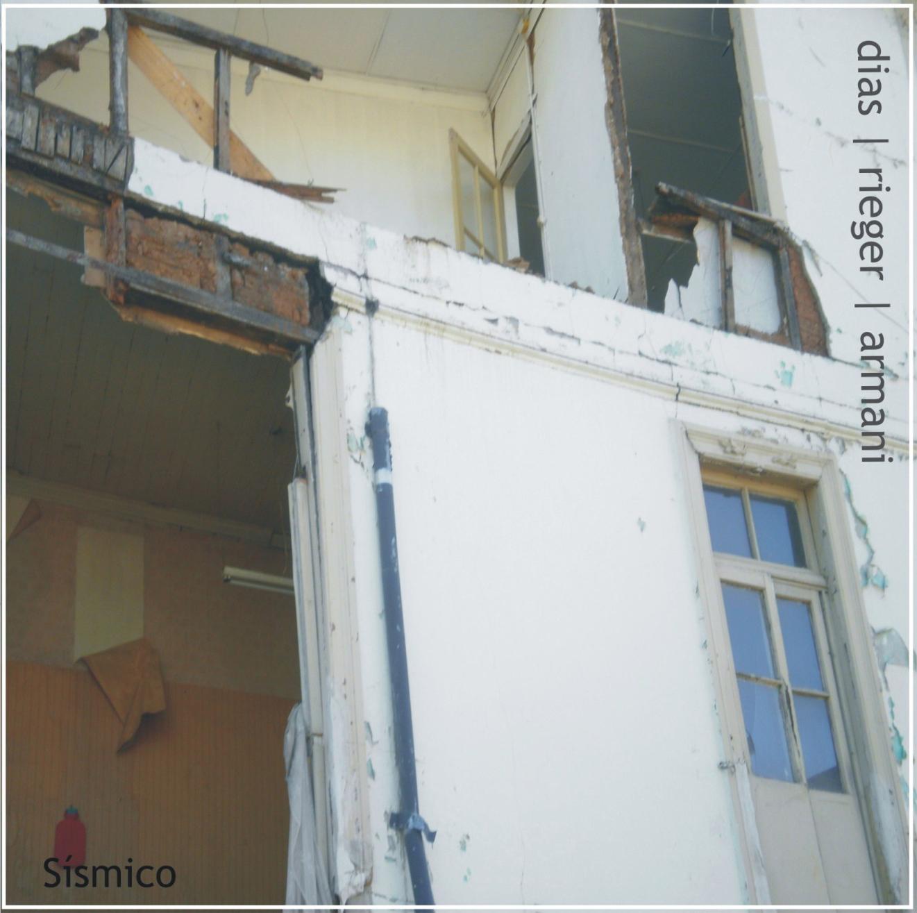 MSRCD005 - Dias | Rieger | Armani - Sísmico