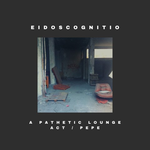 EidosCognitio – A Pathetic Lounge Act
