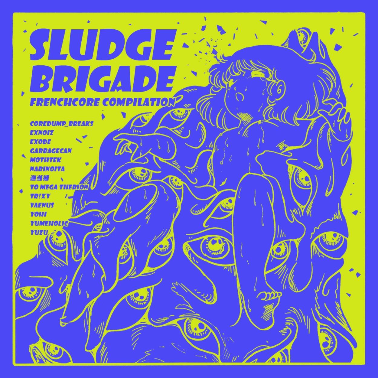Various Artist – Sludge Brigade