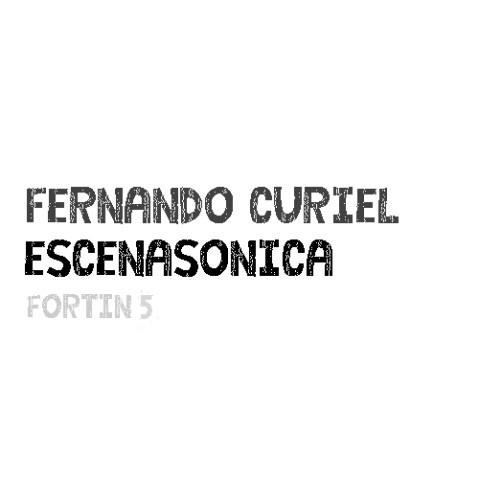 Fernando Curiel – Escenasonica