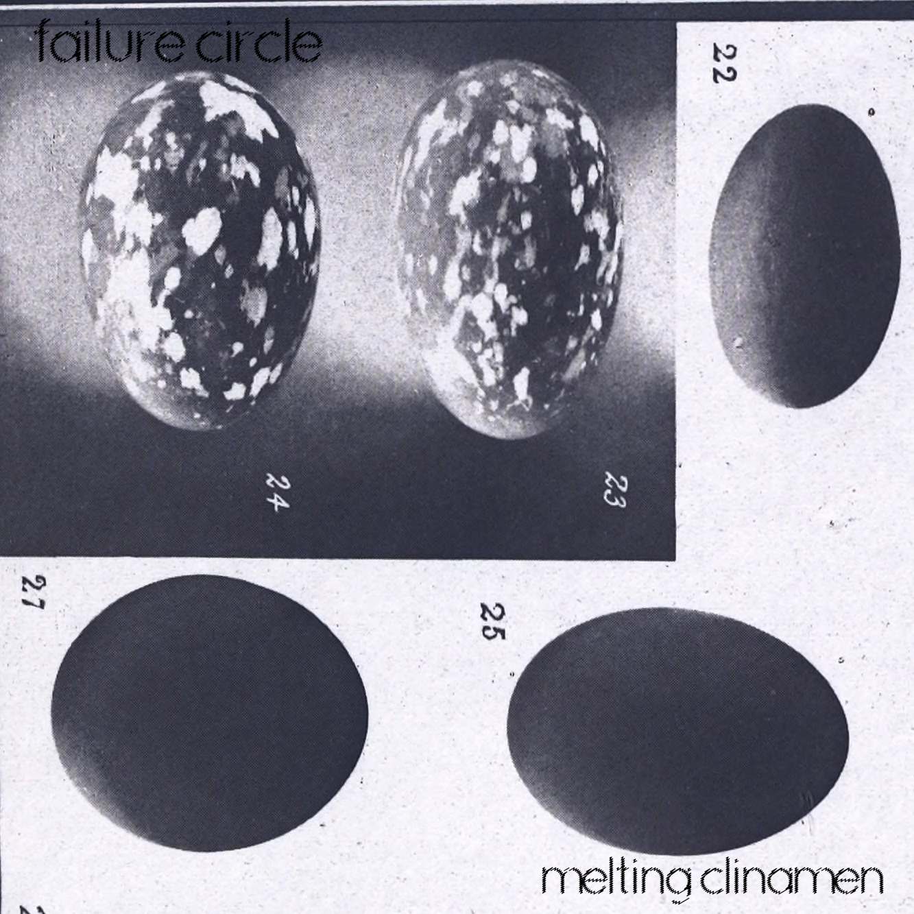 Failure Circle – Melting Clinamen