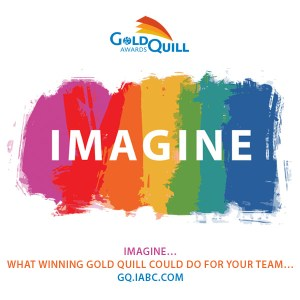 Gold Quill 2016