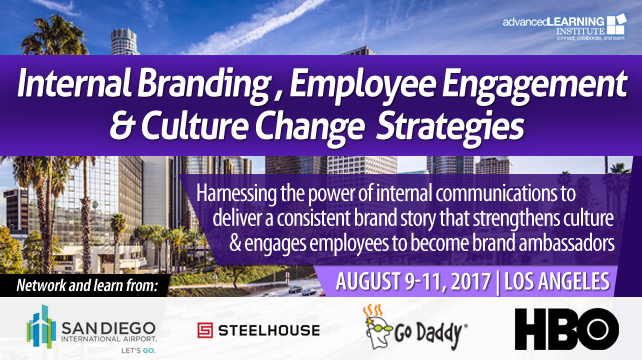 ALI conference banner - Employee Engagement Aug 2017