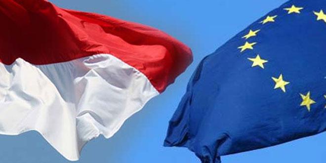 Meneguhkan Indonesia ke Eropa