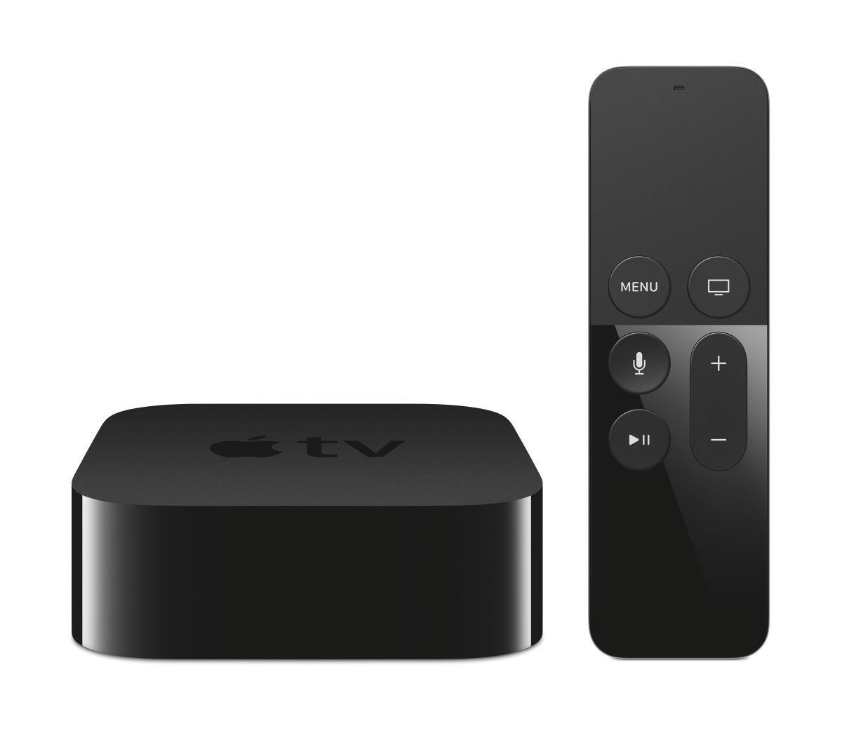 Picture of new Apple TV