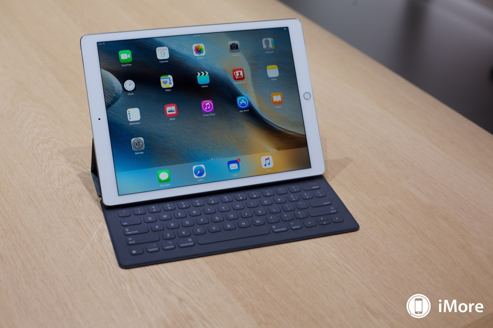 iPad Pro with Smart Keyboard