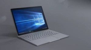 Picture of Surface Book from Microsoft