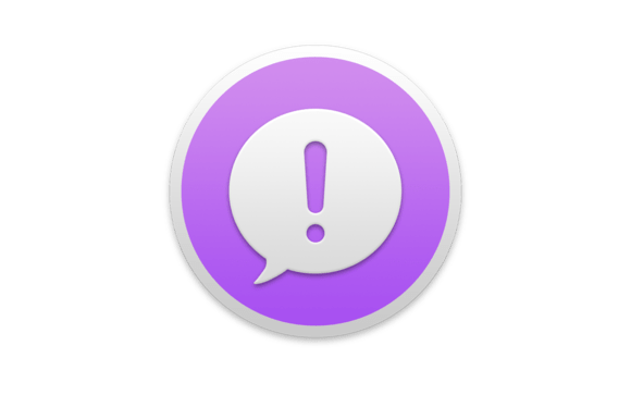 picture of Apple feedback assistant icon.
