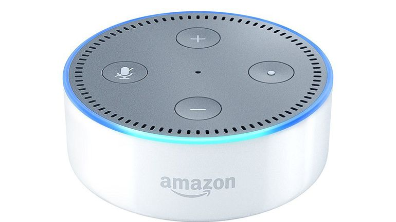 Echo Dot Second Generation White